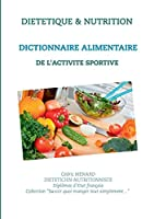 Dictionnaire alimentaire de l'activité sportive