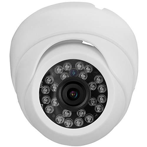 Telecamera di sicurezza, 420TVL telecamera cupola sicurezza Impermeabile IP66 con visione notturna infrarossi 24pcs telecamera di sorveglianza esterna/interna per Casa, hotel, negozio, ecc.(NTSC)