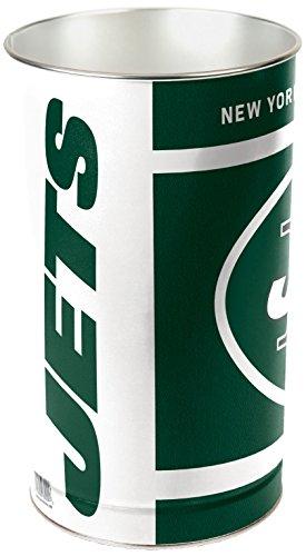 WinCraft NFL New York Jets Wastebasket