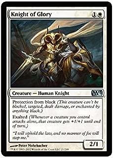 Magic: the Gathering - Knight of Glory (21) - Magic 2013
