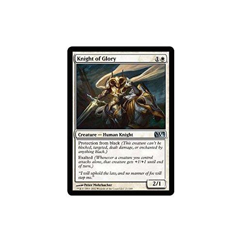 Magic: the Gathering - Knight of Glory (21) - Magic 2013 by Magic: the Gathering