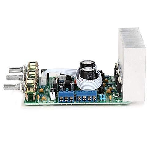 HYY-YY TDA2030A Subwoofer kan output volume versterker Board 2.1 3-kanaals compatibele LM1875 Spot Steuermodul aanpassen