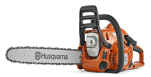 Husqvarna 120 II 16' Gas Chainsaws, Orange