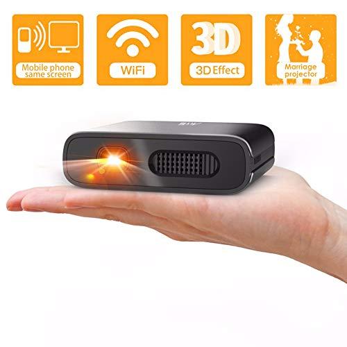 Pico projecteur- Artlii Mana, videoprojecteur Portable, DLP WiFi Mini...