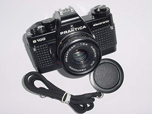 PRAKTICA B100 ELECTRONIC - 35 mm FILM KAMERA