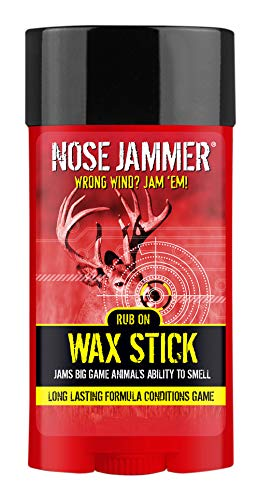 Review Of Nose Jammer Natural Scent-Masking Wax Stick