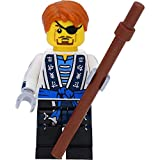LEGO Ninjago Future Jay (Possession) con palo y espadas