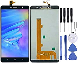 RONGLINGXING Mobile Phone Accessories LCD Screen and Digitizer Full Assembly, Repair Part Replacement for Tecno L9 Plus