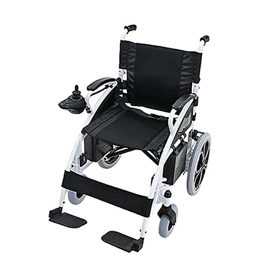 等すごい発表する電動車椅子 白 折りたたみ 車椅子 TAISコード取得済 コンパクト ノーパンクタイヤ 電動 手動 充電 電動ユニット 電動アシスト 電動カート 折り畳み 車椅子 車イス 車いす 四輪車 4輪車 移動 介護 電動車いす ホワイト scootere01wh