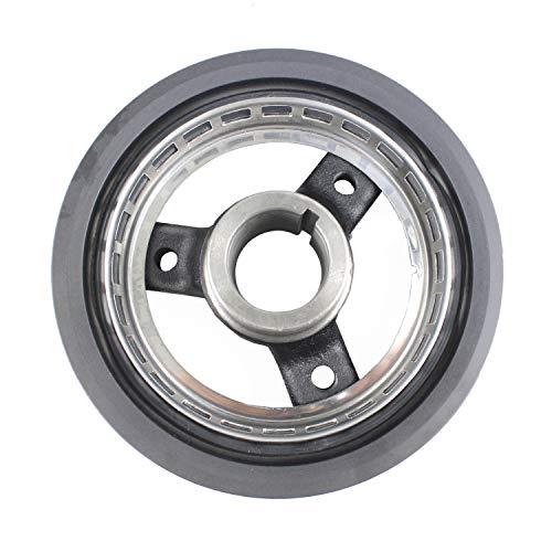 Price comparison product image DNJ HBA1148 Harmonic Balancer for 1994-2005 / Chevrolet / 3.1L,  3.4L / V6 / 12V,  24V / DOHC,  OHV / 189cid,  207cid / Includes Turbo Engines