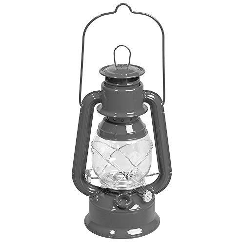 Guillouard 074511 Lampe tempête-Gris anthracite