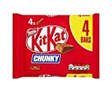 Kit Kat - Chunky 4Pk Multipack 128Gm