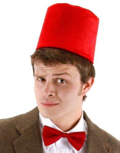 Doctor Who 11ème Docteur Fez Chapeau et Noeud Papillon Kit