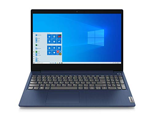 Lenovo IdeaPad 3 Notebook - Display 15.6  Full HD TN (Processore Intel Core i3-1005G1, 512 GB SSD, RAM 8 GB, Fingerprint, Windows 10) - Abyss Blue