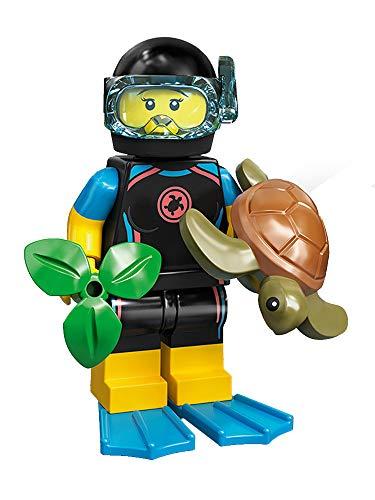 LEGO Minifigures Collectibles Serie 20 (71027) - Sea Rescuer
