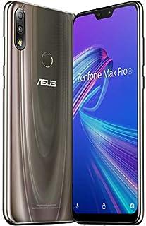 エイスース ASUS ZenFone Max Pro (M2) コズミックチタニウム6.3インチ SIMフリースマートフォン[マルチキャリア対応:docomo/au/Y! mobile VoLTE] ZB631KL-TI64S4