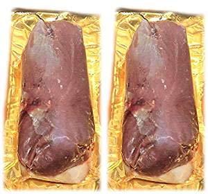 マグレカナール 鴨胸肉 310-390g 2枚セット 大サイズ 鴨ロース 鴨肉  フォアグラ採取鴨 ハンガリー産