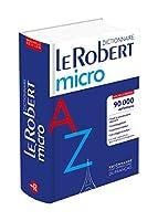 Dictionnaire Le Robert Micro Relié (Le Robert Dictionnaires)