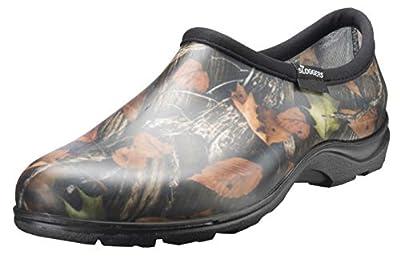 Sloggers Shoe's Men's Waterproof Comfort, Camo, 10