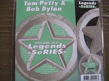 Tom Petty & Bob Dylan Karaoke Disc - Legends Series CDG