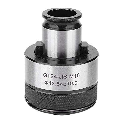 WYBW Mandril de taladro cónico eléctrico neumático Gt24-Jis-M16 para máquina de roscado, taladro de banco, herramienta de taladro basculante