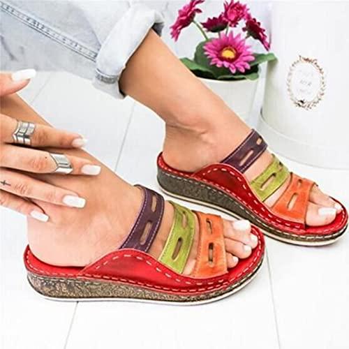 Lista de los 10 más vendidos para sandalias de mujer de moda