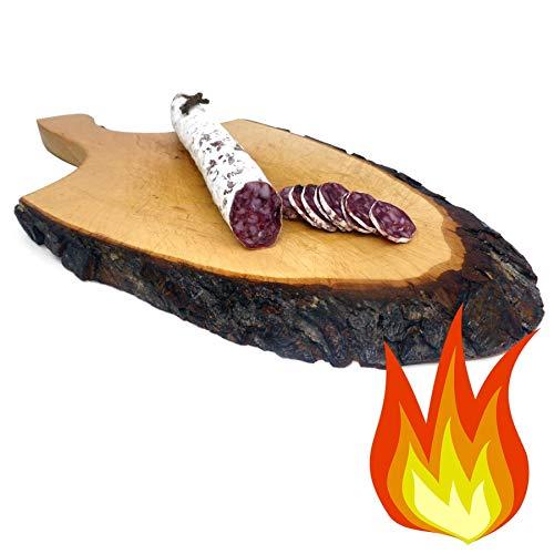 Picante katalanische Fuet Salami | Fuetec | ca150g | luftgetrockneter Salami Wurst Snack aus Spanien