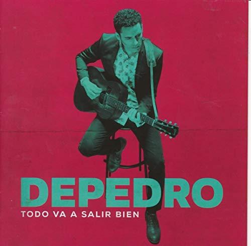 Depedro -Todo Va A Salir Bien (CD)