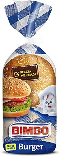 Bimbo Panecillo para Burgers, 220g, 4 unidades
