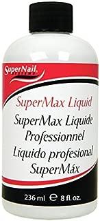Supernail Supermax Liquid, 8 Fluid Ounce
