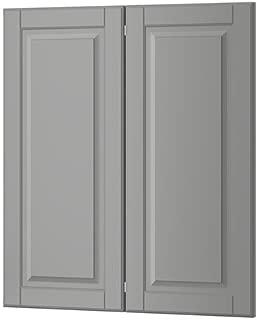 ikea bodbyn white cabinets
