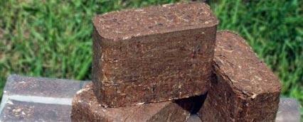 Probierset Rindenbriketts Holzbriketts # Holz-Briketts aus Rinde - ideal als Gluthalter # für Kamin, Ofen, Herd, Grill oder Lagerfeuer (30kg, Rindenbriketts)