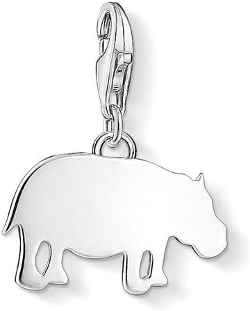 Thomas Sabo 格安SALEスタート Hippo ブランド買うならブランドオフ Charm 1345-001-12