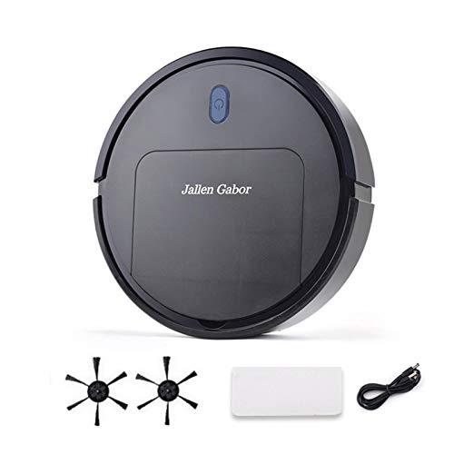 primrosely Aspiradora automática recargable por USB para el hogar o la oficina de barrido de la máquina perezosa aspiradora de electrodomésticos regalos