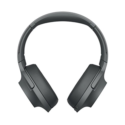 Sony WHH900N Cuffie Over-Hear Stereo, Bluetooth, Digital Noise Cancelling, Hi-Res Audio, Controllo Touch, con Microfono Integrato,...