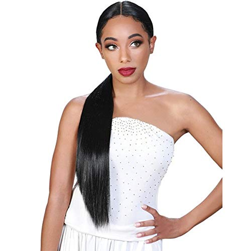 Zury SiS Synthetic Beyond Lace Front Wig - PONY H IONE (2 Dark Brown)