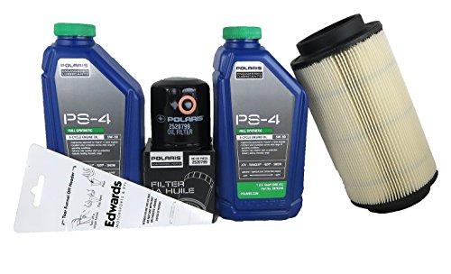 2004 Sportsman 500 Genuine Polaris Oil Change and Air Filter Kit