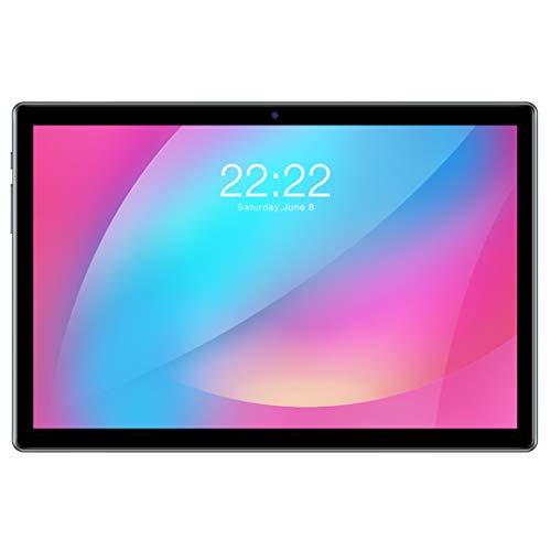 TECLAST P20 Tablet 10.1 Pollici Tablet Android 10.0 con 4G Call, Octa-Core 1.6 GHz, 2GB + 32GB, 1280 * 800 IPS, Certificato da Google GMS, WiFi Bluetooth GPS,Doppia Fotocamera