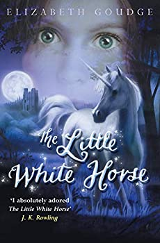 Paperback The Little White Horse Book