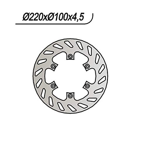 disco freno anteriore ng 627 183,8923,54 montesa honda 250 cota 315 r 04