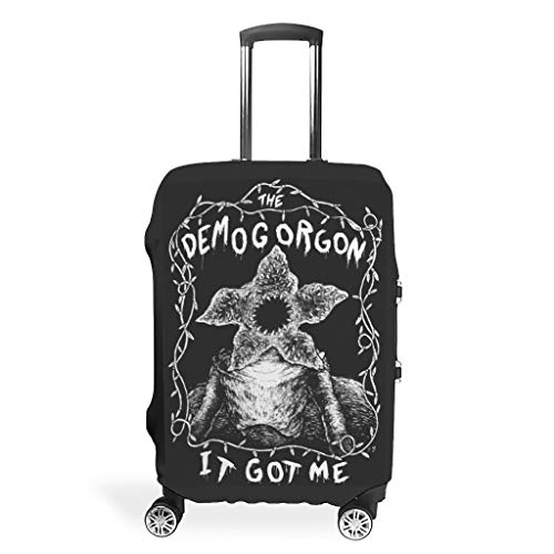 Demogorgon - Funda protectora para maleta de viaje (apta para maleta de 25 a 27,5 pulgadas)