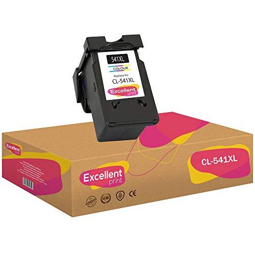 Excellent Print CL-541XL CL-541 Compatible Cartuchos de Tinta para Canon Pixma MG3150 MG3250 MG4250 MG3550