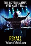 TOTAL Recall - Colin Farrell – Wall Poster Print – A3