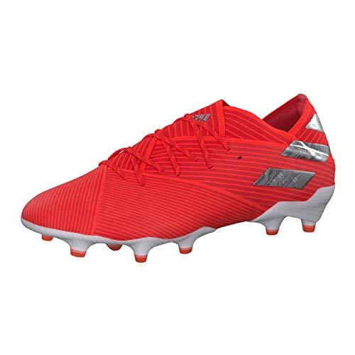 adidas Nemeziz 19.1 FG Fußballschuhe rot 43 1/3