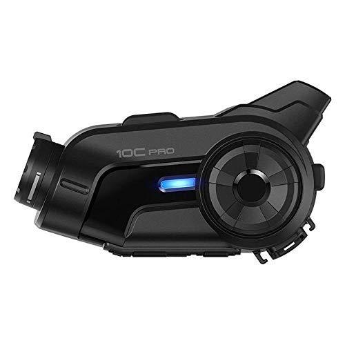SENA 10C-PRO-01 10C Pro Motorcycle Bluetooth Camera & Communication System, 10C-PRO-01