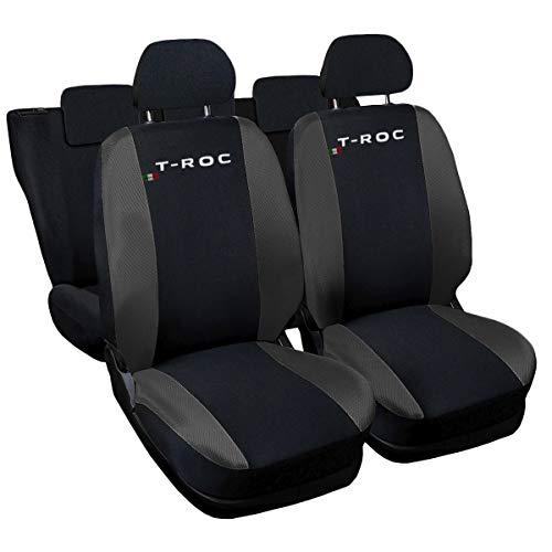 Lupex Shop N.GS Coprisedili compatibili T-ROC