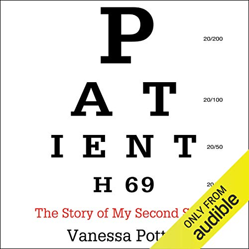 Patient H69 audiobook cover art