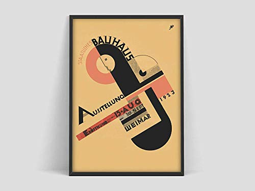 Carteles de la Bauhaus, Weimar 1923, Grabados de