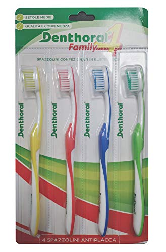 Denthoral Spazzolini 4Family - 44 g