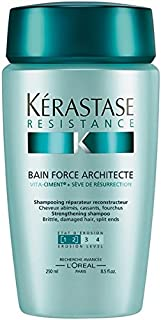 Kerastase Resistance Bain Force Architecte Shampoo, 250ml